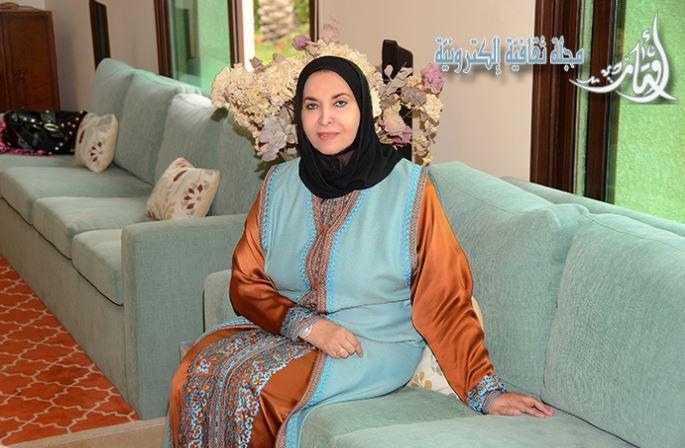 لقاء مجلة أوتار الثقافية الإلكترونية مع الدكتورة الشيخة سعاد الصباح