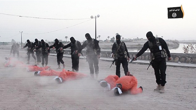 داعش يعدم 9 أشخاص بتهمة الجوسسة