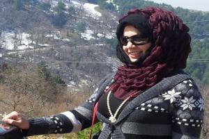 امرأة من عطش و تسابيح /بقلم : عبد ربه محمد سالم اسليم