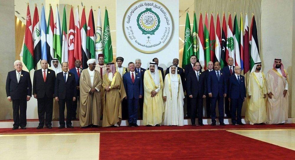 جهود المملكة العربية السعودية خلال رئاستها للقمة العربية  29